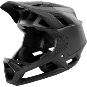 Fox Proframe Matte Casco integrale Uomo, black